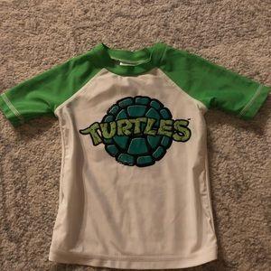 Other - Ninja Turtles 2T Rashguard
